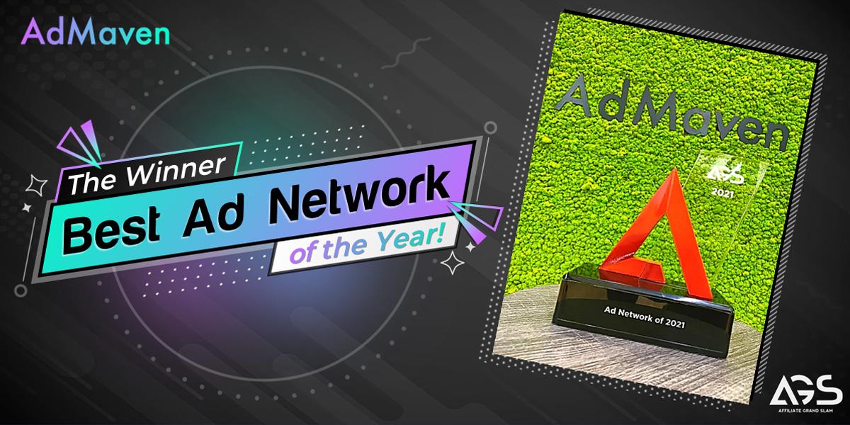 image best adnetwork - AdMaven